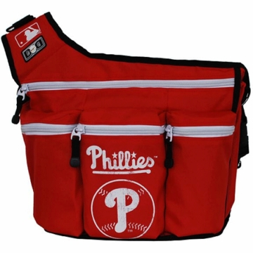 Diaper Dude MLB Diaper Bag - Phillies