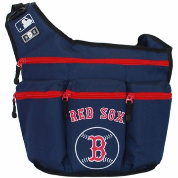 Diaper Dude MLB Diaper Bag - Boston Red Sox