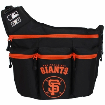 Diaper Dude MLB Diaper Bag - San Francisco Giants