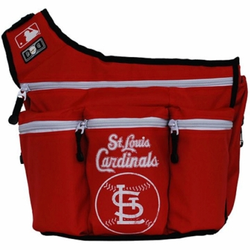 Diaper Dude MLB Diaper Bag - St. Louis Cardinals