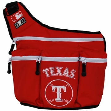 Diaper Dude MLB Diaper Bag - Texas Rangers