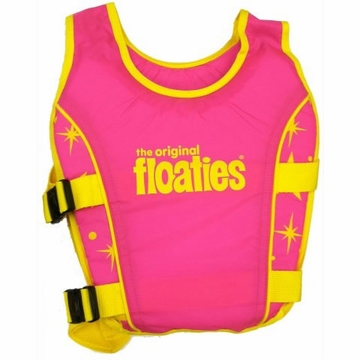 Floaties Girl Life Jacket - Small