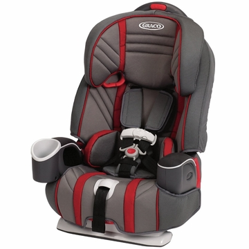 Graco Nautilus 3-in-1 Car Seat in Garnet