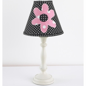 Cotton Tale N. Selby Girly Lamp & Shade