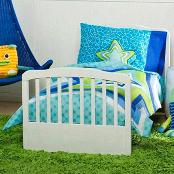Little Miss Superstar 4 Piece Toddler Bedding Set