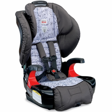 Britax Pioneer 70 Harness-2-Booster Car Seat - Garden Gate