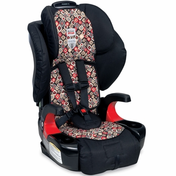 Britax Pioneer 70 Harness-2-Booster Car Seat - Redwood
