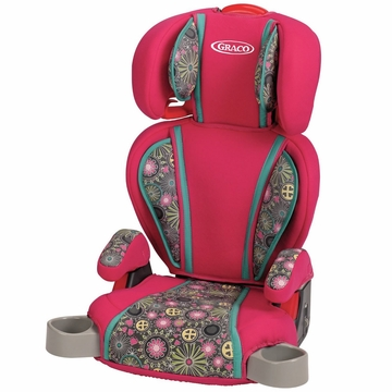 Graco Highback Turbo Booster - Ladessa