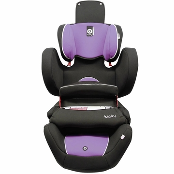 Kiddy World Plus Car Seat in Lavendar