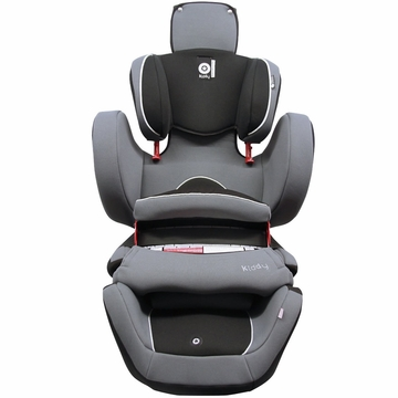 Kiddy World Plus Car Seat in Phantom