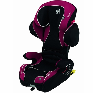 Kiddy Cruiserfix Pro Car Seat in Rumba