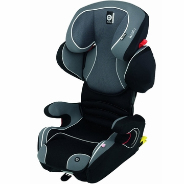 Kiddy Cruiserfix Pro Car Seat in Phantom
