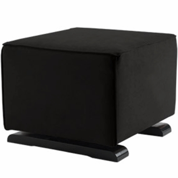 Monte Design Luca Ottoman in Black