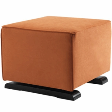 Monte Design Luca Ottoman in Orange