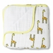 Aden + Anais Dream Blanket - Jungle Jam - Giraffe + White