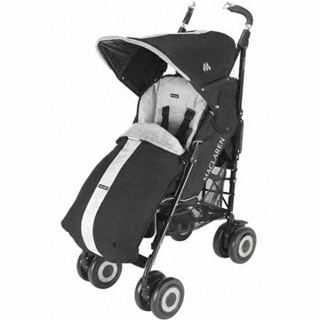 Maclaren Techno XT Footmuff Black