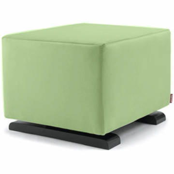 Monte Design Vola Ottoman in Light Green
