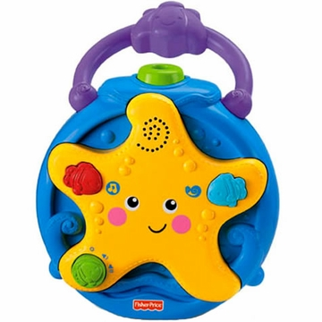 Fisher-Price Select-A-Show Soother - Ocean Wonders