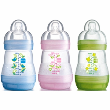 MAM Baby MAM Anti-Colic Bottle- 5 OZ