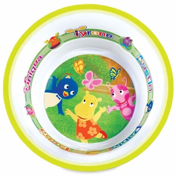 Munchkin Backyardigans Toddler Bowl