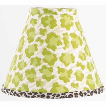 Cotton Tale N. Selby Here Kitty Kitty Lampshade