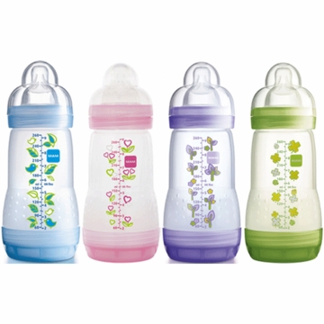 MAM Baby MAM Anti-Colic Bottle- 8 OZ