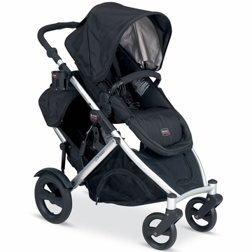 Britax B-Ready Stroller & Second Seat - Black