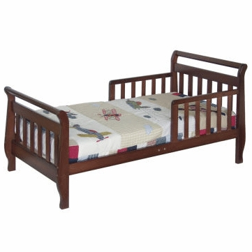 DaVinci Sleigh Toddler Bed Cherry