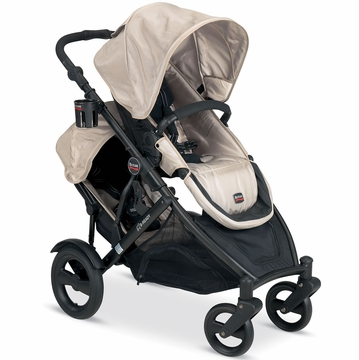 Britax B-Ready Stroller & Second Seat - Twilight