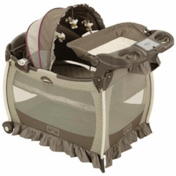 Graco Laura Ashley Pack 'N Play Playard 9958CNR Canterbury