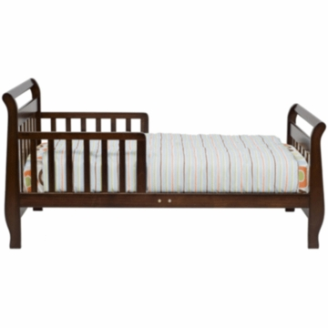 DaVinci Sleigh Toddler Bed in Espresso