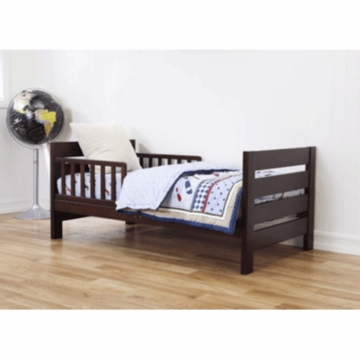 DaVinci Moderna Toddler Bed in Espresso