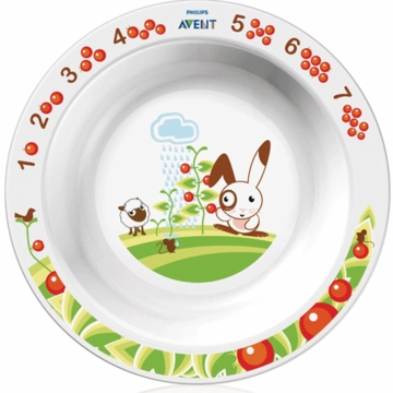 Avent Toddler Big Bowl- 12 Months+