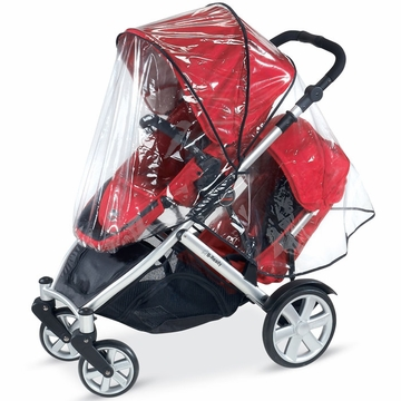 Britax B-Ready Full Rain Cover
