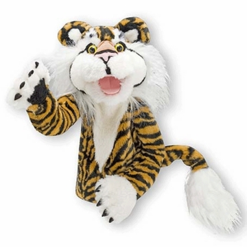 Melissa & Doug Tiger Puppet - Stripes
