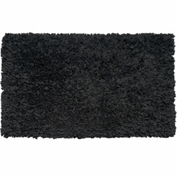 The Rug Market Shaggy Rug in Black