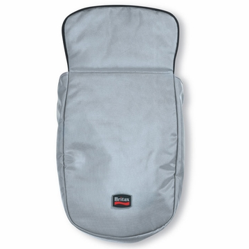 Britax B-Ready and B-Scene Boot Cover in Silver