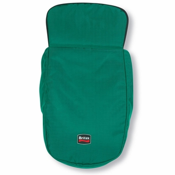 Britax B-Ready and B-Scene Boot Cover in Green