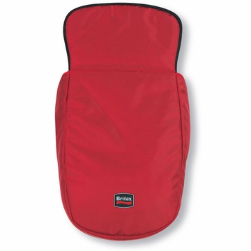 Britax B-Ready and B-Scene Boot Cover in Red