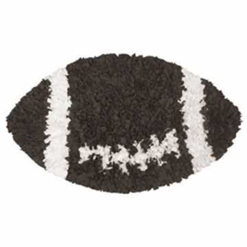 The Rug Market Shaggy Rug - Football
