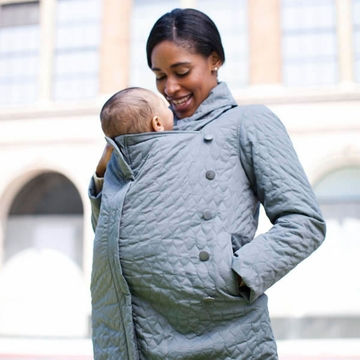 Ergobaby Papoose Lightweight Coat - Small