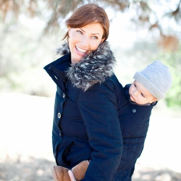 Ergobaby Papoose Winter Coat - Small