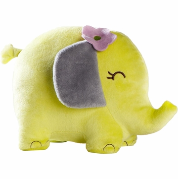 Carter's Elephant Patches Plush Doll