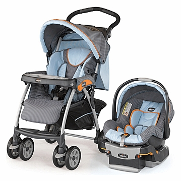 Chicco KeyFit 22 Cortina Travel System 2009 Coventry
