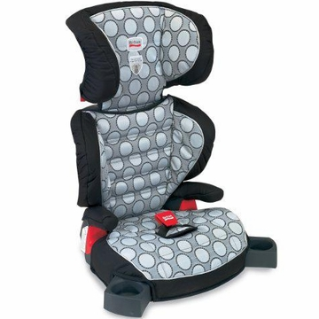 Britax Parkway SG Booster Car Seat - Pewter Dots