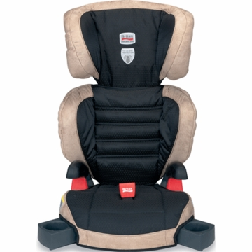 Britax Parkway SGL Booster Seat In Nutmeg