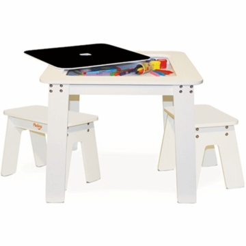 P'kolino Chalk Table in White