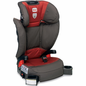 Britax Parkway SGL 2013 / 2014 Belt Positioning Booster Seat - Tango