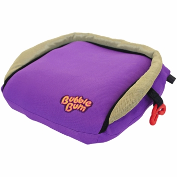 BubbleBum Inflatable Car Booster Seat - Purple