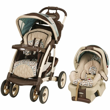 Graco Quattro Travel System with Snugride 30 in Carlisle